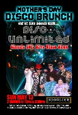 Mother's Day Disco Brunch w/ Disco Unlimited : Classic '70s Live Disco Show