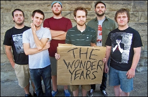 The Wonder Years with Polar Bear Club / Transit / The Story So Far / Into It. Over It.