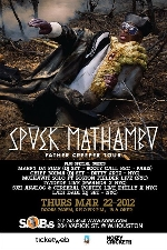 Spoek Mathambo, Presented by Noizy Cricket!!