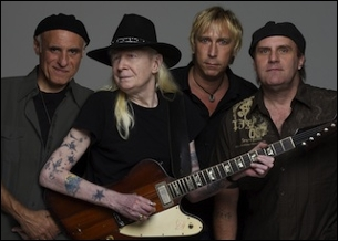 Johnny Winter plus The Stone Foxes
