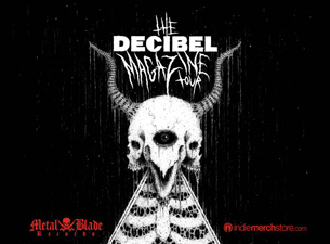 DECIBEL MAGAZINE TOUR featuring Behemoth
