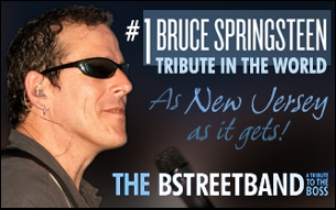 The B Street Band - A Tribute To Bruce Springsteen ON A BOAT!
