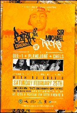Birth of the Originals Tour featuring Sir Michael Rocks & Dee-1 Performances by: PlaneJANE, Openmic, Young Rell, Petty, Brit, and Chels & Music By DJ Crisis