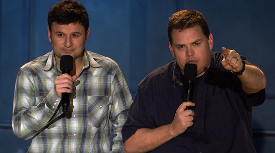 Steve Lemme & Kevin Heffernan from Broken Lizard