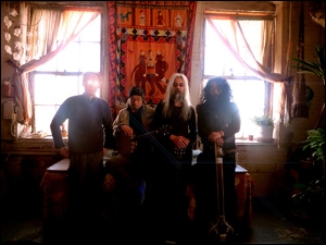 Acid Mothers Temple with Pond & Hepa/Titus / PHANTOM FAMILY HALO