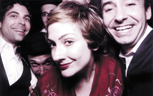 The Hot Sardines featuring Wit's End Monthly Jazz Age Party