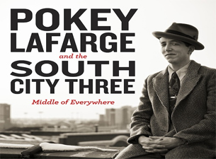 Pokey LaFarge and the South City Three with The Whiskey Holler (acoustic)