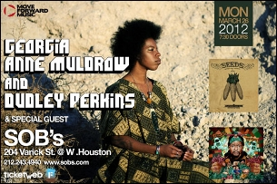 Georgia Anne Muldrow with Dudley Perkins & special guests