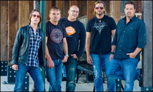 Sister Hazel with Marty Casey (Lovehammers) and Matt Hoffer (Holding Mercury)