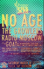 11th Annual Cowtown's Phx AM After Party featuring No Age / The Growlers / Radio Moscow with The Goat (Feat. Andrew Reynolds, Kevin