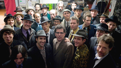 Conspiracy of Beards : The Songs of Leonard Cohen : 30-Member A Cappella Male Choir, David Tobocman