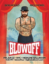 Blowoff featuring The DJ Sounds of Bob Mould &amp; Richard Morel
