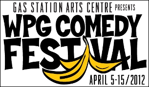 2012 Winnipeg Comedy Festival: Steve Patterson's: This Is Not Debatable