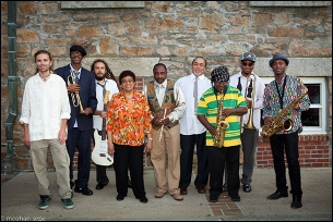 The Skatalites featuring special guests / special guests