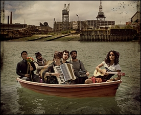 Sound Culture presents: Rupa & The April Fishes