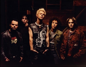 Powerman 5000 with T.B.A.