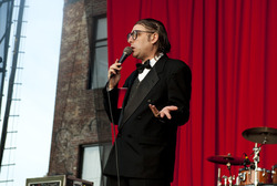 Neil Hamburger featuring JP Inc