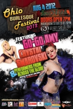 2nd Annual Ohio Burlesque Festival