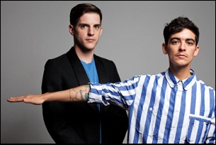 JD Samson & MEN with BROTHER (LA) & TOUCHE