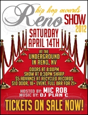 Reno Hip Hop Awards Show