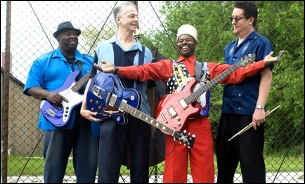 Lil Ed and the Blues Imperials with Howard and the White Boys