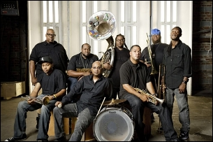 The Soul Rebels plus Honey Island Swamp Band
