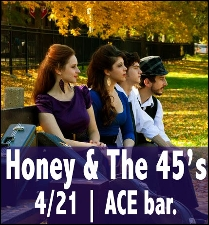 Honey & The 45's with Jet W. Lee / Counting 10 / Nathaniel Matthew