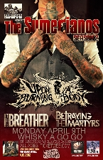 Upon a Burning Body featuring Betraying The Martyrs / I the Breather