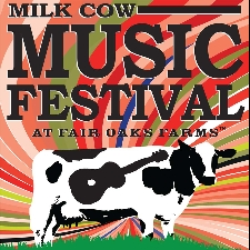 Milk Cow Music Festival at Fair Oaks Farms featuring Little Texas / Amber Martin / Indiana State Barbecue Championship / Huge Car Show