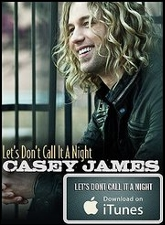 CASEY JAMES with Gina Glocksen Band