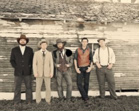 TURNPIKE TROUBADOURS with Matt Poss Band & Brent Anderson