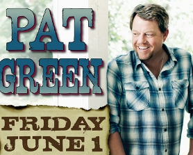 PAT GREEN with Hudson Moore