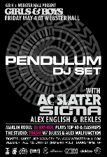 Girls & Boys with Pendulum / Ac Slater / Sigma