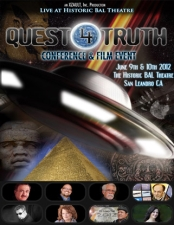 QUEST FOR TRUTH - CONFERENCE featuring Dr. Louis Turi / Ruben Uriarte / Zareth the Alchemist / Servando Gonzalez / Daniel Dillman / George Noory / Olav Phillips / Aleya Annaton / Clyde Lewis / Christina George / Cyd