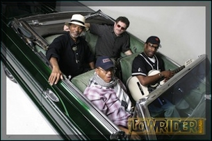An Evening with Lowrider Band