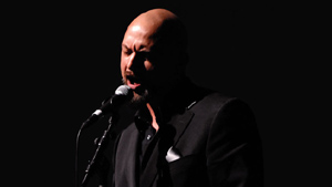 Geoff Tate of Queensryche
