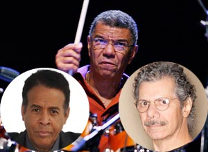 Jack DeJOHNETTE, Chick COREA & Stanley CLARKE Trio Celebrating Jack's 70th Birthday!