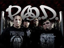 P.O.D./RED with Brian Welch & Icon for Hire