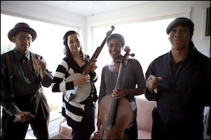 Carolina Chocolate Drops plus David Wax Museum