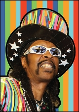 Bootsy Collins & The Funk Unity Band plus DJ Mr. Fishtruck, In conjunction with The Rock Hall & Beachland
