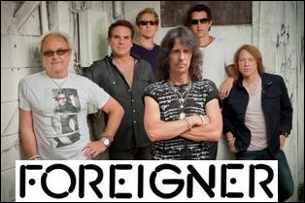 Foreigner plus Wheelhouse & Just Around Midnight