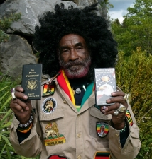 Lee Scratch Perry with Subatomic Sound System and DJ Verb X