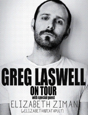 Greg Laswell plus Elizabeth Ziman of Elizabeth & the Catapult