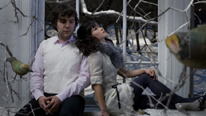Asobi Seksu, North Highlands, Little,Big With host comedian Sara Benincasa