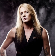 Sebastian Bach with Hessler