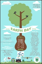 Earth Day Festival w/ performances by Rise N Shine Band / Kore Ionz / Kid's Dance Party, Raffle/Auction, Music & Activities All Day