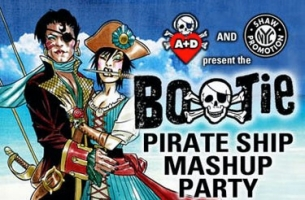Bootie NYC: Pirate Ship Mashup Party! : NYC's Only All-Mashup Dance Party Featuring DJs A Plus D & Lobsterdust, + Maya Jakobson (Tel Aviv)