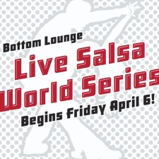 Salsa Bachata Fridays: Live Salsa World Series featuring Angel Melendez vs Papo Santiago