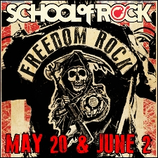 Waldwick School of Rock performs Freedom Rock