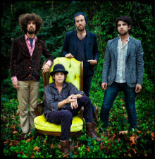 Langhorne Slim & The Law , Ha Ha Tonka , Kingsley Flood